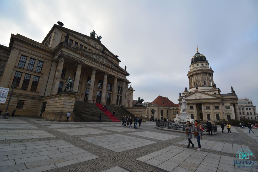 dom und gendarmenplatz 2