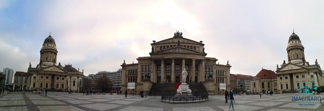 dom und gendarmenplatz 1
